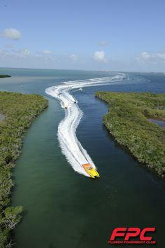 Florida Powerboat Club in the FL Keys