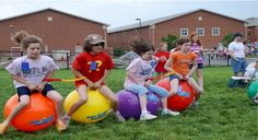 field day activities - Google Search