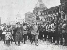 Bolshevik Revolution On November 6th, 1914 the Bolsheviks, led by the Military Revolutionary Committee, captured most of the government offices and stormed the Winter Palace, arresting members of the interim government. The Soviets were now in control.