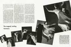 Vanity Fair - February 1936. Two-page spread. (art direction MF Agha…