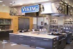 Viking Cooking School-  attending a Date Night at the one in AC in September... can't wait!
