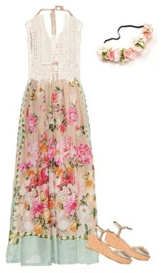 """Mamma mia Outfit 2"" by theblackcandy on Polyvore featuring Emamò and Jimmy Choo"