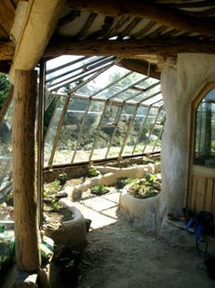 This is just perfect for growing food and having an Aquaponics setup. Plenty of sunlight and shade.