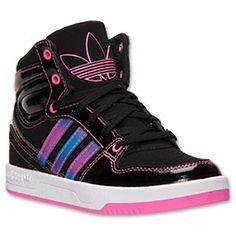 4f175e95c00 Girls  Preschool adidas Originals Court Attitude Casual Shoes