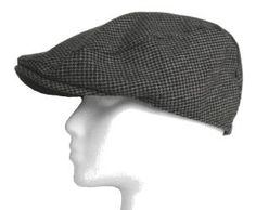Heritage Traditions Wool Mix Duck Bill Cap Hat