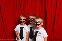 """""""Geek Squad"""" photo booth"""