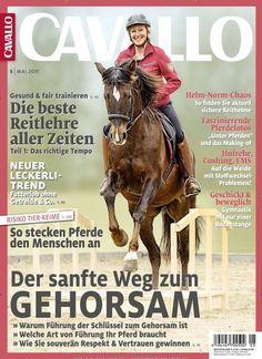 Der sanfte Weg zum #Gehorsam 🏇  Jetzt in Cavallo:  #Pferde #reiten #Vertrauen #Respekt #Reitsport #Hufe