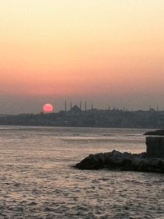 Evening in Istanbul...August 2013