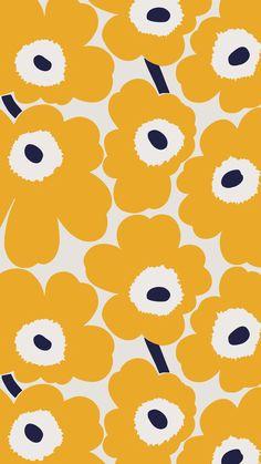 Flowery Wallpaper, Apple Wallpaper, Cute Wallpaper Backgrounds, Love Wallpaper, Pattern Wallpaper, Iphone Wallpaper, Screen Wallpaper, Wallpaper Quotes, Marimekko Wallpaper