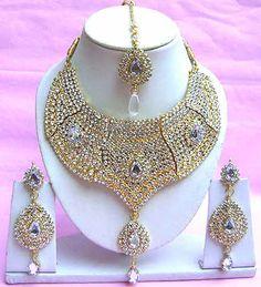Diamond Bridal Jewelry Set NP-214