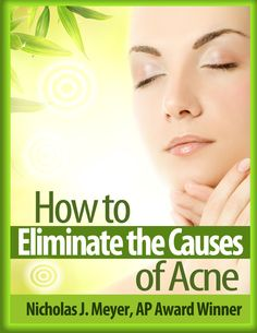 Don't ignore the causes of acne!