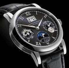 Luxury watches is a passion for some men. In this article, designs and ideas of luxury watches with you. The designs of these watches are really very beautiful. Dream Watches, Fine Watches, Cool Watches, Stylish Watches, Luxury Watches For Men, Patek Philippe, Beautiful Watches, Mechanical Watch, Devon