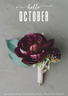 Hello October! :mapl