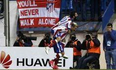 Atlético quiere estar en lo más arriba: Griezmann