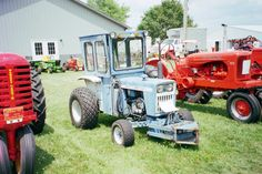 23hp Ford 1000 tractor