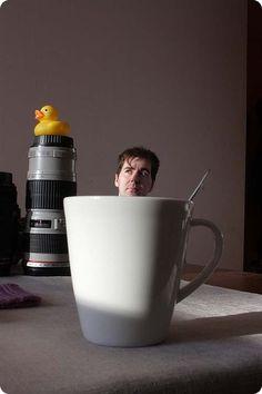 Top 40 des photos qui jouent à merveille avec les perspectives | Topito