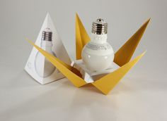 Light bulb packaging PD