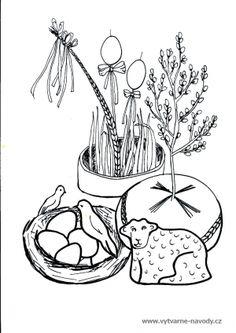 Easter Activities For Kids, Coloring Books, Kindergarten, Preschool, Jar, Fictional Characters, Education, Vintage Coloring Books, Easter Activities For Children