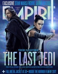 Empire Magazine October 2017 - The Last Jedi