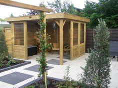 1000 images about peter langedijk tuinontwerp tuinen on pinterest tuin met and buxus - Arbor pergola goedkoop ...