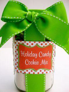 Holiday Kids Crafts Photos: Holiday Cookie Jar!