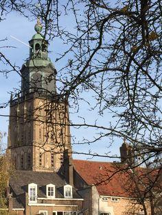 Kerk in Zutphen...