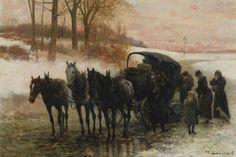 Adolph Alexander Lesrel, 1839-1929. France.