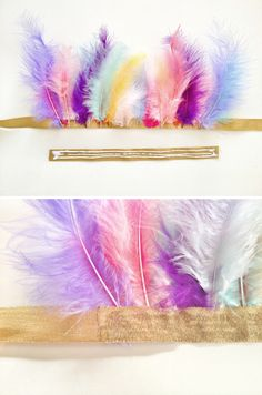 DIY: Feather Crown « Babyccino Kids: Daily tips, Children's products, Craft ideas, Recipes & More