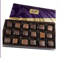 Purdys Chocolatiers Contest: Purdys The Canada Tin