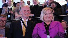 VW-Patriarchs Ferdinand Piech samt Frau Ursula