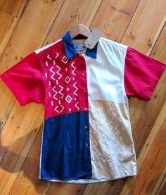 Vintage Wrangler Womans shirt £18 Polo Ralph Lauren, Button Down Shirt, Men Casual, Mens Tops, Shirts, Vintage, Women, Fashion, Moda