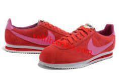 A6058 Nike Classic Cortez Vintage Suede Trainers Gym Red-Pink [Nike Free Runs Volt 2017] - $55.88 : Nike Free Runs Volt,Volt Nike Free Runs,Nike Free Runs 3 Volt,Nike Free 3.0 v4 Volt