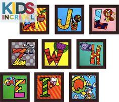 formafina.com.br - Informações sobre Romero Britto Kids