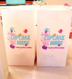 Cupcake Party Birthday Party Ideas | Photo 2 of 34 | Catch My Party