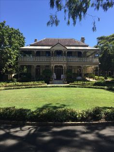 Australia, Mansions, Architecture, House Styles, Home, Arquitetura, Manor Houses, Villas, Ad Home