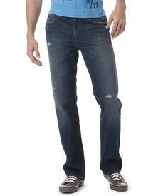 Slim Bootcut Dark Wash Jean - Aeropostale