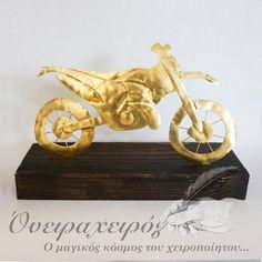 Διακοσμητική μηχανή Motocross KTM - Δώρο για αναβάτη motocross Motocross, Dirt Biking, Dirt Bikes