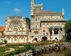 Bussaco Palace Hotel. Portugal