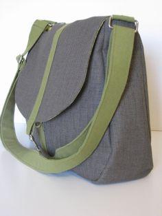Fun messenger style purses! - PURSES, BAGS, WALLETS