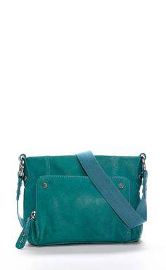 Ellington Handbag Eva Cross Body In Aquamarine 94d417f132905