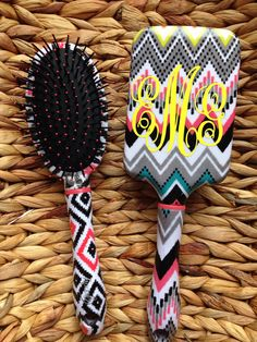 A personal favorite from my Etsy shop https://www.etsy.com/listing/249601108/monogram-hair-brush