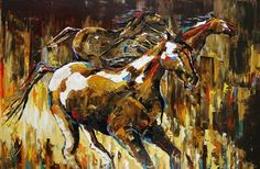 horses original paintings art for sale | Daily Painters Art Gallery, Page 2