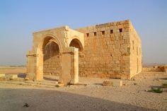 Jordan's Desert Castles – Qasr Al Hallabat