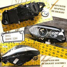 #bmw #headlight #528i #xenon #adaptiveheadlight #hella #autoparts #toronto #ahonautoparts