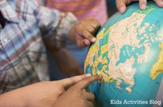 "{Raising World Citizens} A list of resources to help raise a ""globally aware"" child."