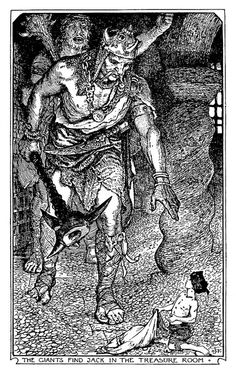 Henry Justice Ford - The orange fairy book edited by Andrew Lang , 1906 (illustration 6) by Aeron Alfrey, via Flickr