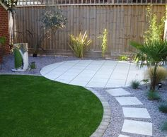 Bradstone circle of polished stone circular patio, circular garden design, small garden design, Circular Garden Design, Back Garden Design, Modern Garden Design, Backyard Garden Design, Backyard Landscaping, Landscape Design, Patio Design, Modern Design, Circular Patio