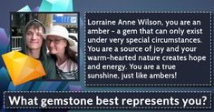 What gemstone best represents you?