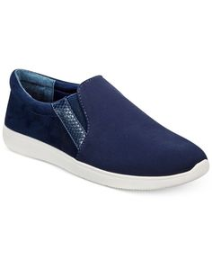 Alfani Women's Elsaa Slip-On Sneakers, Only at Macy's