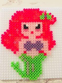 Ariel by hama beads